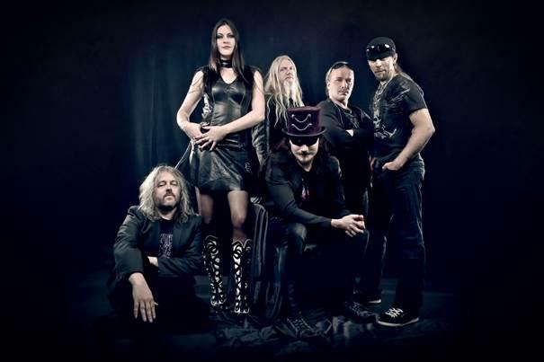 Флор в составе Nightwish