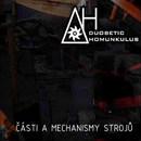 Části a mechanismy strojů