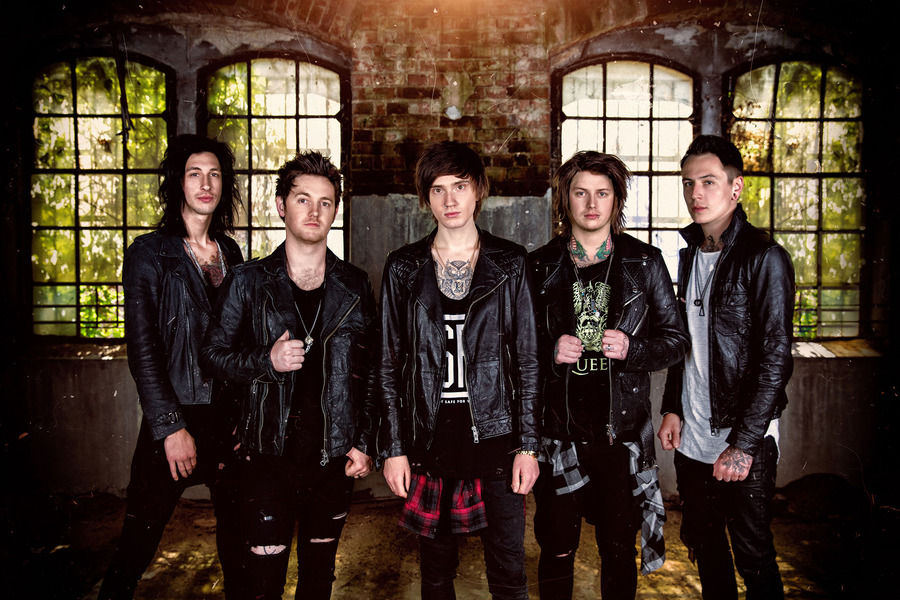 Дискографию asking alexandria