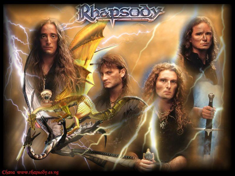 Rhapsody - Rain Of A Thousand Flames / 2001 / VOB