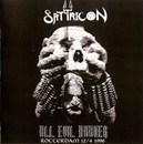 All Evil Baroeg - Rotterdam 12/4 1996
