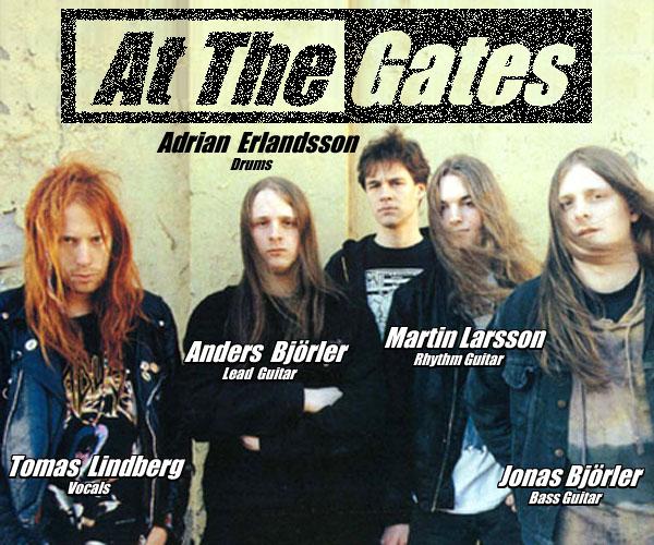 Αποτέλεσμα εικόνας για at the gates 1995