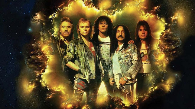 Uriah Heep Release Raging Through The Silence 2cd 1dvd And Selections From Totally Driven Picture Disc Lp Novosti Darkside Ru