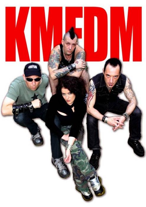 KMFDM - Opium 1984