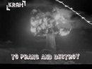 To Prang & Destroy