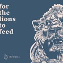 For the Lions to Feed