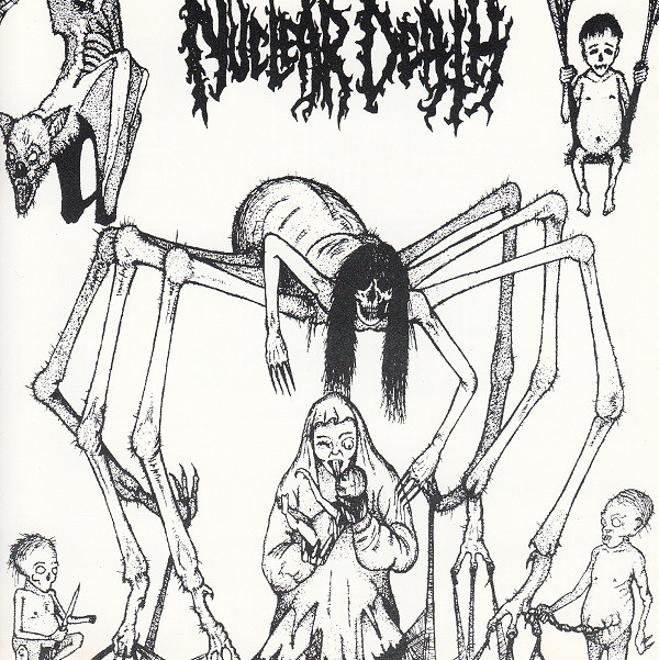"Nuclear Death ""Bride of Insect"""