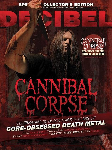 Cannibal Corpse Decibel Magazine Announces Special Limited