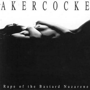 "Akercocke ""Rape of the Bastard Nazarene"""