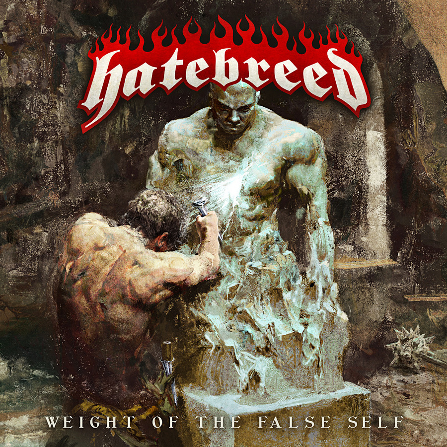 "Hatebreed ""Weight of the False Self"""