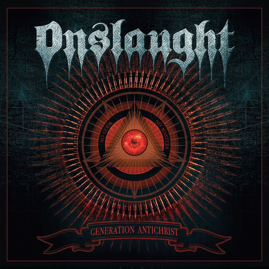 "Onslaught ""Generation Antichrist"""