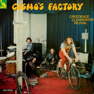 "Creedence Clearwater Revival ""Cosmo"
