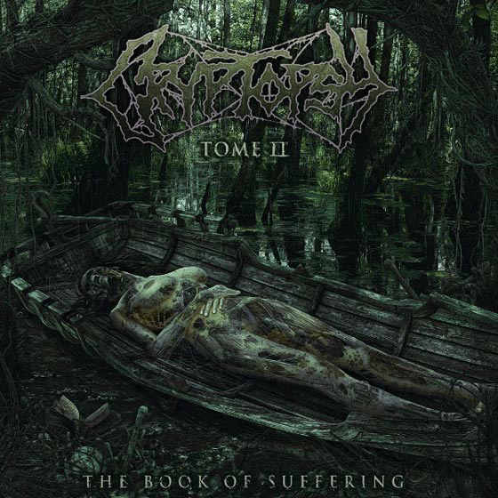 "Cryptopsy ""The Book of Suffering (Tome 2)"""