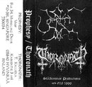 "Prophesy / Thoronath ""Profanator of the Black Empire"" / ""Pandemonium Eternal"""