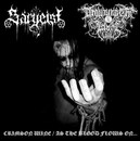 "Sargeist / Drowning the Light ""Crimson Wine / As the Blood Flows On..."""