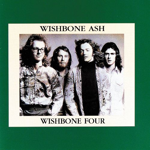 "Wishbone Ash ""Wishbone Four"""