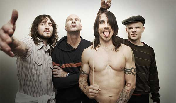 Discografia Red Hot Chili Peppers