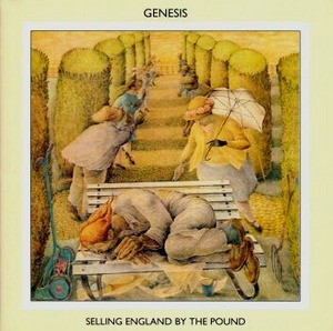 "Genesis ""Selling England by the Pound"""