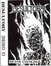 Death Unfolds (Demo II)