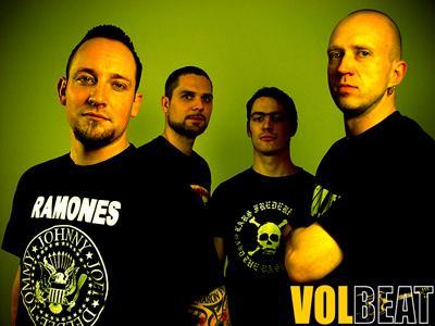 Volbeat - Дискография (2003-2010) MP3