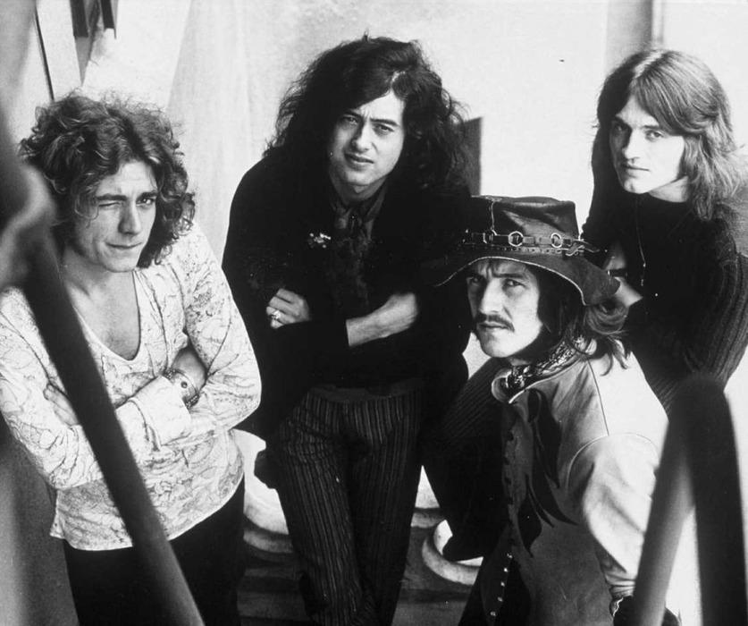 LED ZEPPELIN: Episode 4 Of 'History Of Led Zeppelin' YouTube