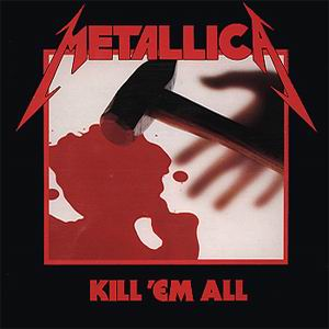 Metallica Дискография (1982-2008) - lossless