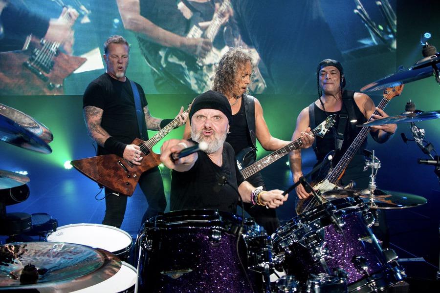 Скачать Торрент Песни Metallica - фото 5
