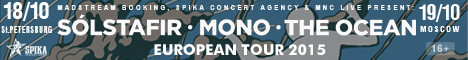 Mono, Sólstafir, The Ocean