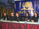Пресс-конференция EUROPE