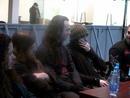 Пресс-конференция Moonspell