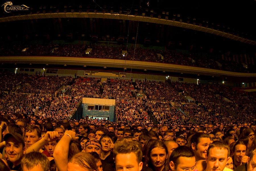 <<CRÓNICA>>  IRON MAIDEN - Somewhere Back In Time Tour  (19/08/2008) Estadio Olimpico de Moscú 2228-2
