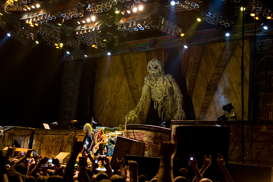 <<CRÓNICA>>  IRON MAIDEN - Somewhere Back In Time Tour  (19/08/2008) Estadio Olimpico de Moscú 2228-68