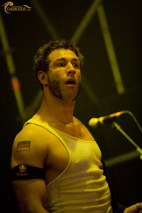 Репортаж с концерта Bloodhound Gang 30 июня 2009