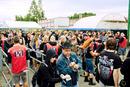 Люди на фестивале