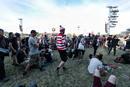 На фестивале