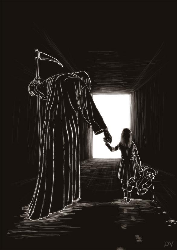 Девочка и Смерть